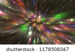 abstract gold background.... | Shutterstock . vector #1178508367