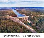 Concrete Warragamba Dam On...