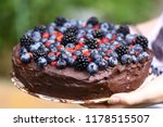 birthday cake for 17 year old... | Shutterstock . vector #1178515507