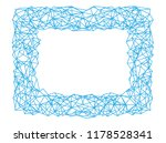 mess line polygon | Shutterstock .eps vector #1178528341