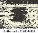 glitch abstract background.... | Shutterstock .eps vector #1178532364
