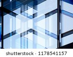 abstract modern architecture... | Shutterstock . vector #1178541157