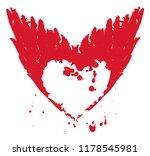 vector graphic abstract... | Shutterstock .eps vector #1178545981