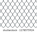 seamless metal industrial wire... | Shutterstock .eps vector #1178575924