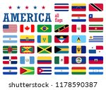 collection of flags from all... | Shutterstock .eps vector #1178590387