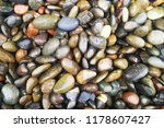 wet stone background | Shutterstock . vector #1178607427