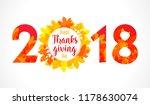 2018 harvest festival congrats. ... | Shutterstock .eps vector #1178630074