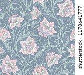 floral seamless pattern.... | Shutterstock .eps vector #1178641777