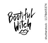 """""""bootiful witch""""   hand... 