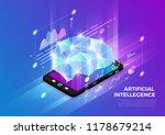 isometric illustrations design...   Shutterstock .eps vector #1178679214