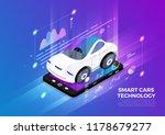 isometric illustrations design...   Shutterstock .eps vector #1178679277
