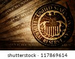 Vintage Us Dollar. Federal...