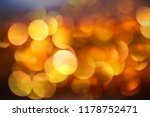 abstract christmas bokeh... | Shutterstock . vector #1178752471