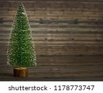 new year small artificial... | Shutterstock . vector #1178773747