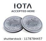 iota. accepted sign emblem.... | Shutterstock .eps vector #1178784457