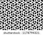 abstract geometric pattern. a... | Shutterstock .eps vector #1178794321