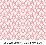 flower geometric pattern.... | Shutterstock .eps vector #1178794354