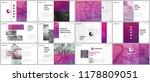 minimal presentations design ...   Shutterstock .eps vector #1178809051