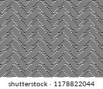 seamless pattern with striped... | Shutterstock .eps vector #1178822044