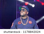rapper big boi on stage at one... | Shutterstock . vector #1178842024