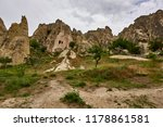 goreme  turkey   there are... | Shutterstock . vector #1178861581
