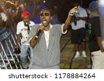 Small photo of LIL DUVAL on stage at One Music Festival 2018 - Central Park Atlanta Georgia -USA on September 8th/9th, 2018