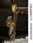 vintage furniture details | Shutterstock . vector #1178889307