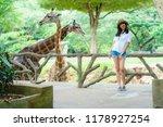 asian woman chinese model...   Shutterstock . vector #1178927254
