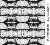 black and white seamless ethnic ... | Shutterstock .eps vector #1178930044