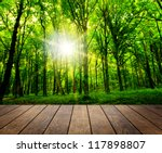 wood textured backgrounds in a... | Shutterstock . vector #117898807