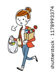 illustration material ... | Shutterstock .eps vector #1178993374