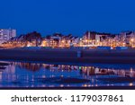 architecture of dunkirk at... | Shutterstock . vector #1179037861