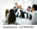 business people working...   Shutterstock . vector #1179039787