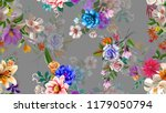 flowers are full of romance the ... | Shutterstock . vector #1179050794