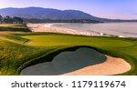 A View Of Pebble Beach Golf ...