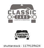 company vector logo template...   Shutterstock .eps vector #1179139624