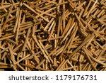 wooden match. matches for... | Shutterstock . vector #1179176731