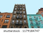 Colorful Classic Old Buildings  ...