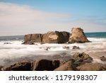 Rocks At Laguna Beach ...