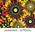 editable vector background... | Shutterstock .eps vector #11792116