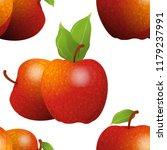vector seamless pattern.... | Shutterstock .eps vector #1179237991