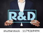 research and development | Shutterstock . vector #1179269494