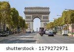 paris  france   5 september  ... | Shutterstock . vector #1179272971