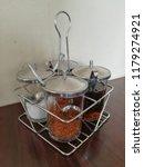 thai flavoring set for thai... | Shutterstock . vector #1179274921