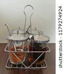 thai flavoring set for thai... | Shutterstock . vector #1179274924