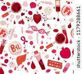 creative anemia seamless... | Shutterstock .eps vector #1179288661