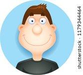 a cartoon illustration of a... | Shutterstock .eps vector #1179344464