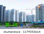 singapore  31 august 2018  ... | Shutterstock . vector #1179353614