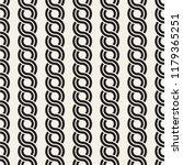 vector seamless rounded... | Shutterstock .eps vector #1179365251