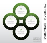 template for diagram  graph ... | Shutterstock .eps vector #1179368467